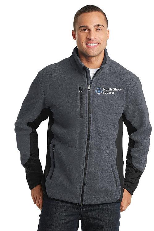 Mens Pro Fleece Full-Zip Jacket