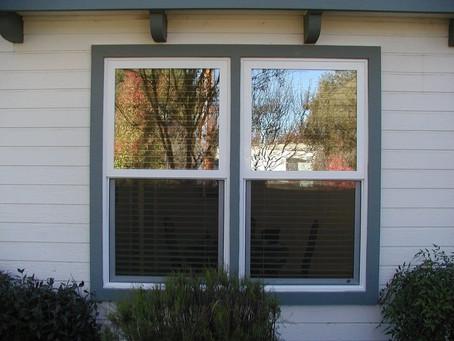 Glazing Options on Replacement Windows in San Ramon, CA