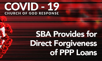 SBA Provides for Direct Forgiveness of PPP Loans