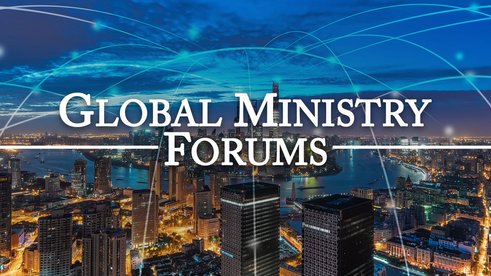 Global Ministry Forums | Church of God