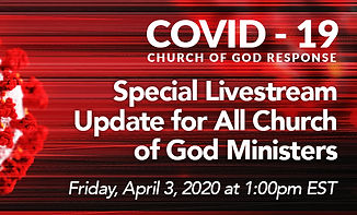Livestream Update on Covid-19 for All Ministers