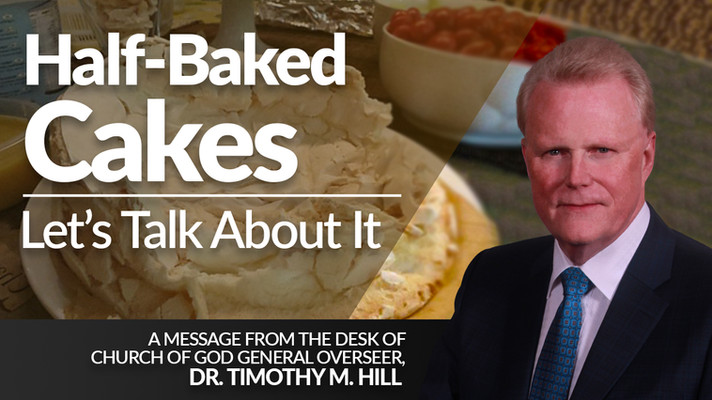 Half-Baked Cakes
