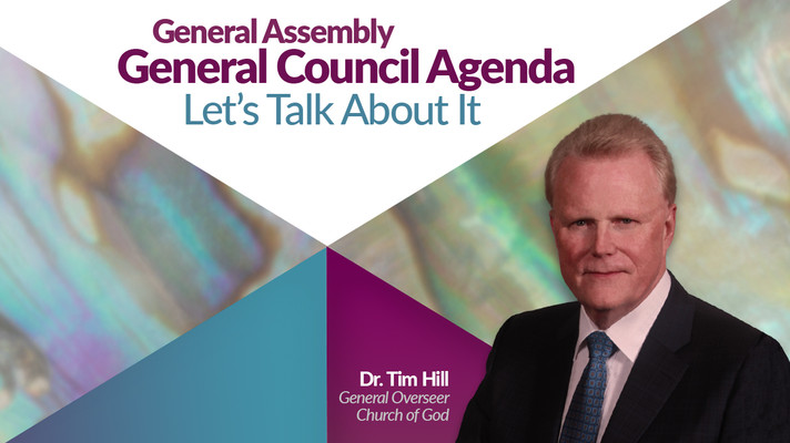 General Assembly General Council Agenda