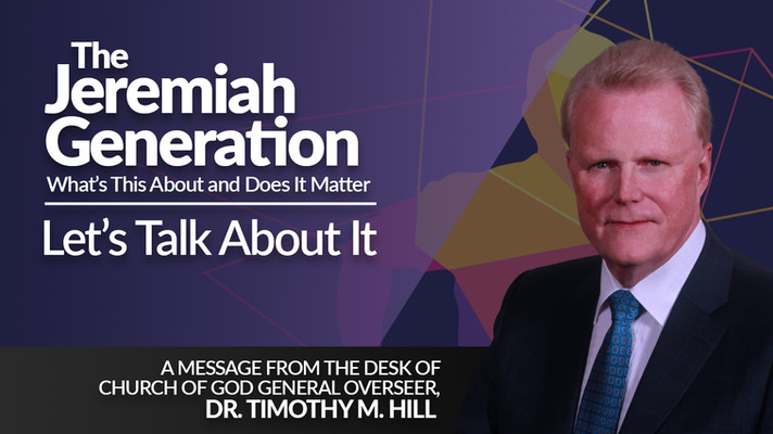The Jeremiah Generation - What's This About And Does It Matter?