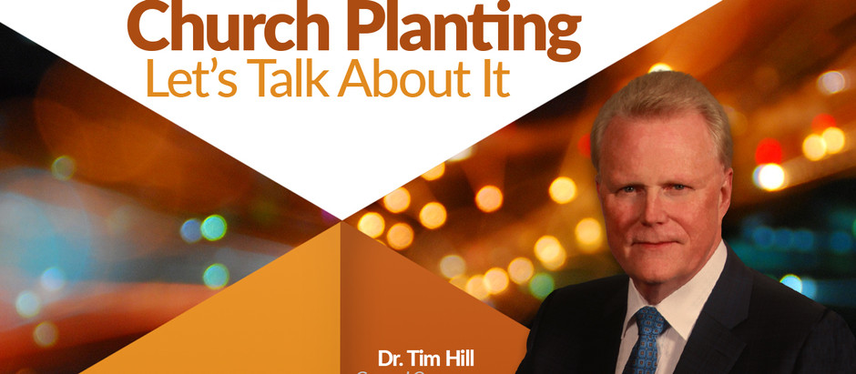 Getting Serious About Church Planting