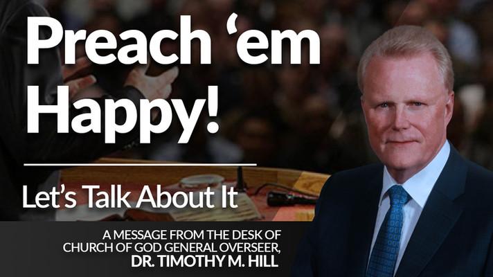 Preach 'em Happy!