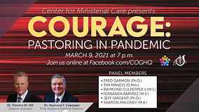 Care Ministries Courage March 2021 Video