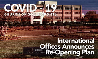 International Offices Announces Re-Opening Plan