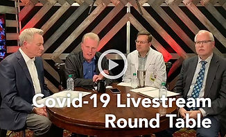 Covid-19 livestream roundtable