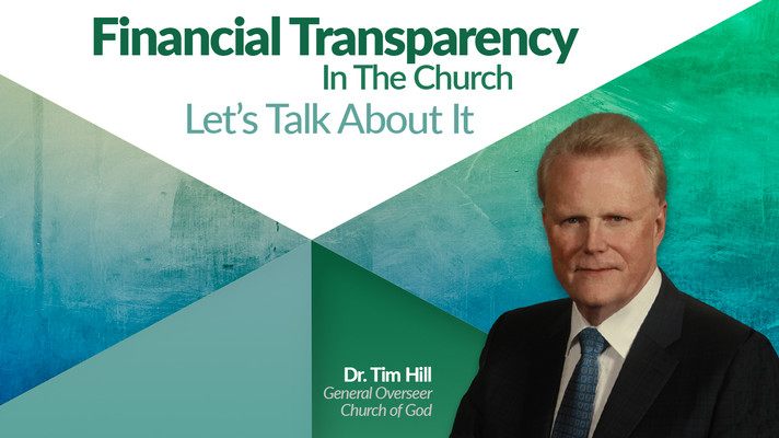 Financial Transparency In The Church