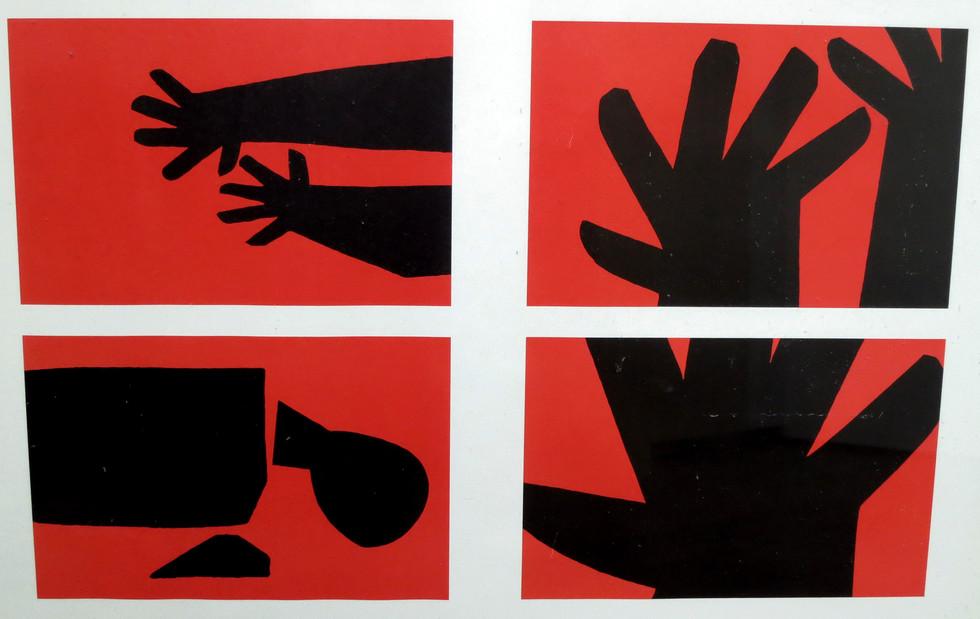 Wat handen doen als ze de baas zijn.