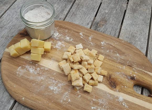 Käse-Trainingscracker