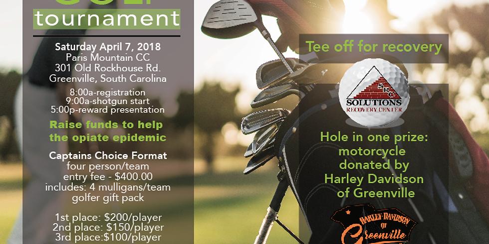 1st Annual SRC Golf Tournament