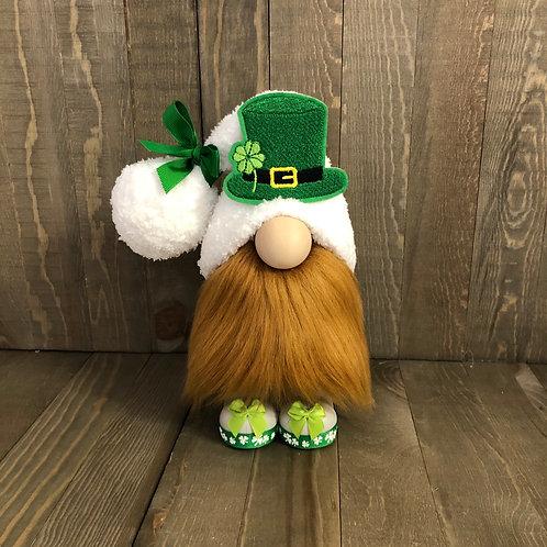 St.Patrick's White Gnome