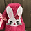 Thumbnail: Easter Pink Bunny Tiered Tray Gnome