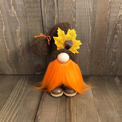 Fall Leaf Gnome