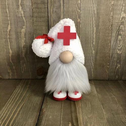 Healthcare Worker Gnome