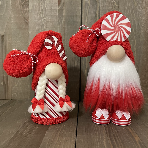 Peppermint Candy Couple