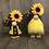 Thumbnail: Brown Sunflower Couple
