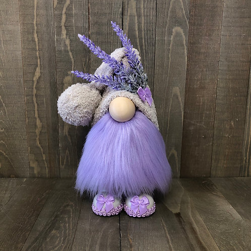 Lavender Gnome with Boots