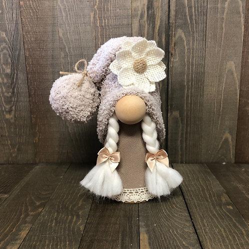 Girl Farmhouse Gnome