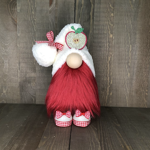 Apple Gnome with Boots