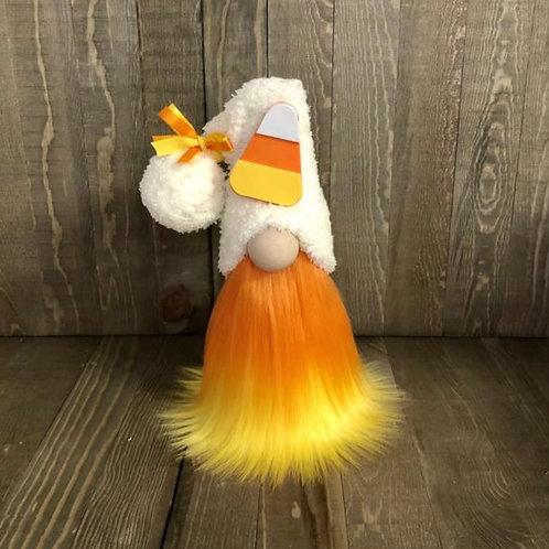 Halloween Candy Corn Gnome
