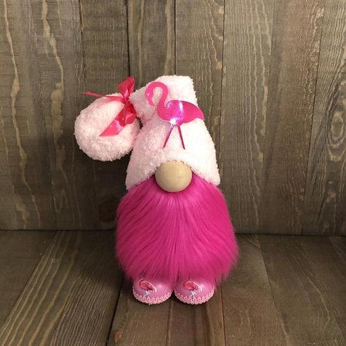Flamingo Gnome