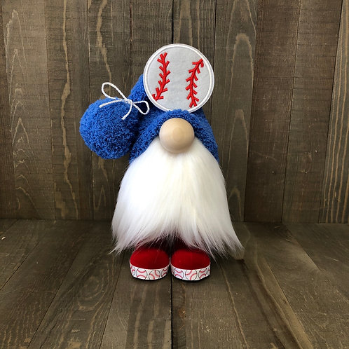 Baseball Custom Gnome