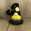 Thumbnail: Black/Gold Bee Tiered Tray Gnome
