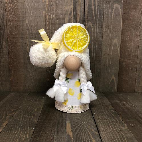 Lemon Girl Gnome