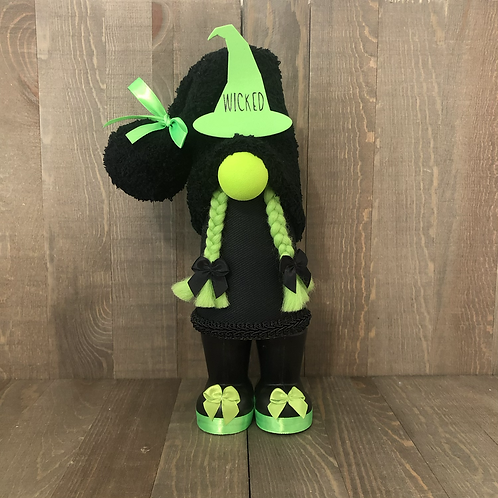 Wicked Witch with Boots