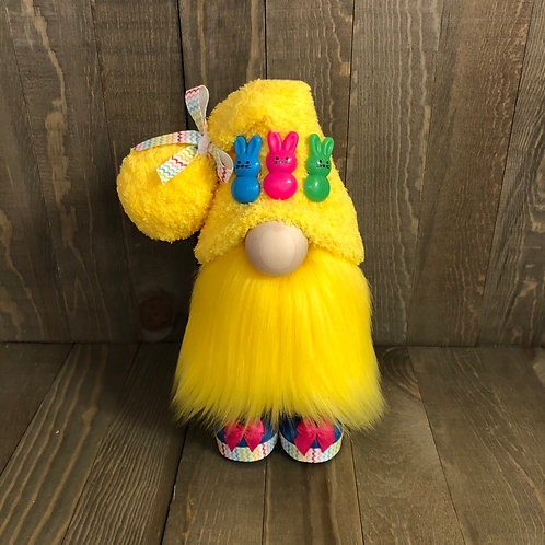 Peep Easter Gnome