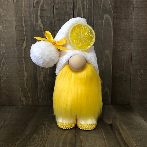 Lemon Gnome with Boots