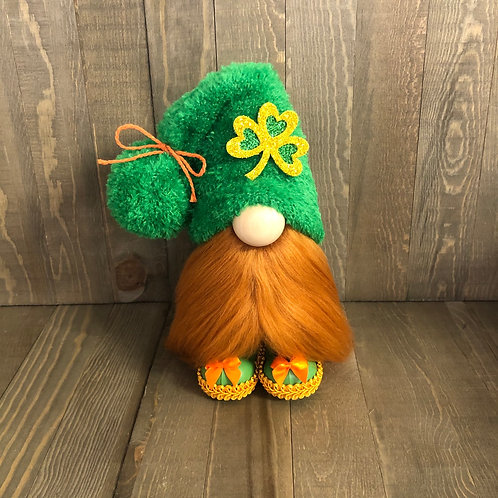 St.Patrick's Gnome with boots
