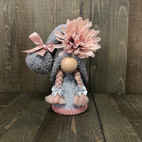 Blush Girl Gnome