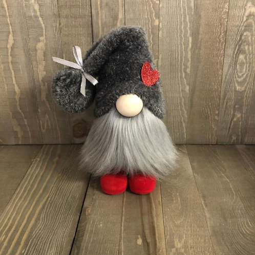 Heart Gnome with Boots