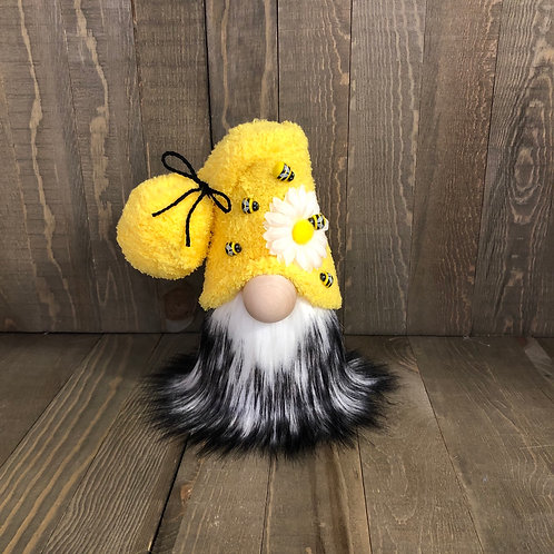 Bee Tiered Tray Gnome