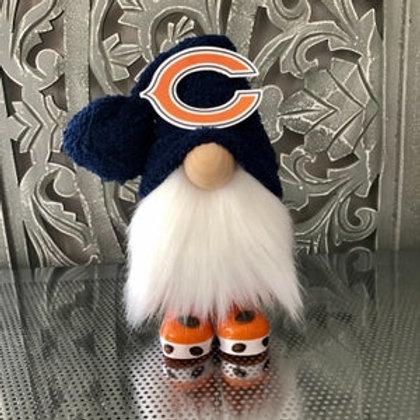 Custom Football Gnome