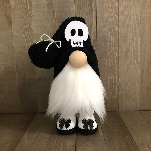 Skeleton Gnome with Boots