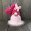 Thumbnail: Hot Pink Butterfly Gnome