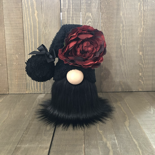 Black Flower Gnome