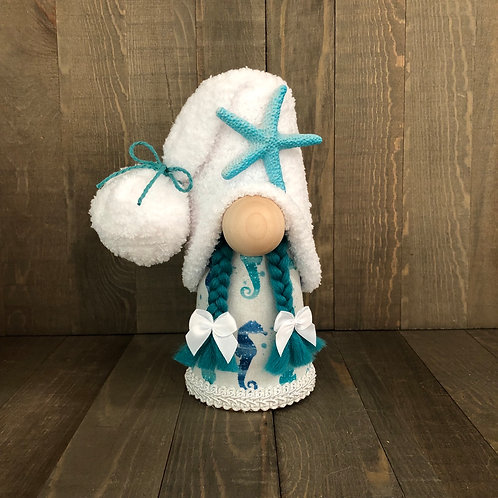 Beach Girl Gnome