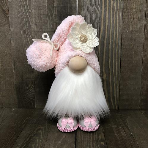 Pink Farmhouse Gnome