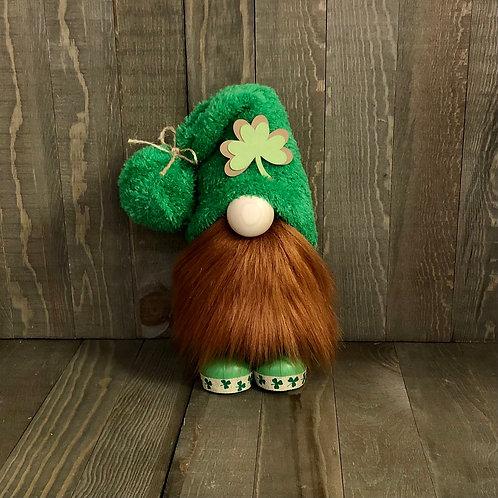 St.Patrick's Farmhouse Gnome