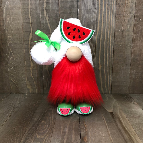 Watermelon Gnome with boots