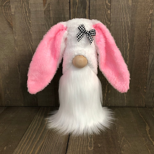 Cotton Tail Easter Gnome