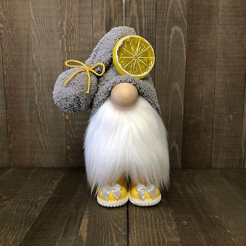 Grey Lemon Gnome
