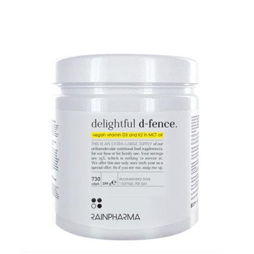 Delightful D-fence (vit D) Family Pack