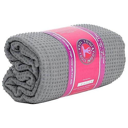 Yoga Towel grijs